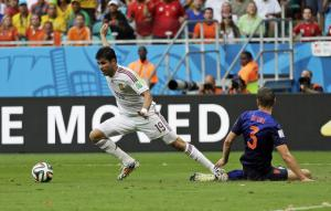 Costa's Brazil debut for Spain ugly, humiliating
