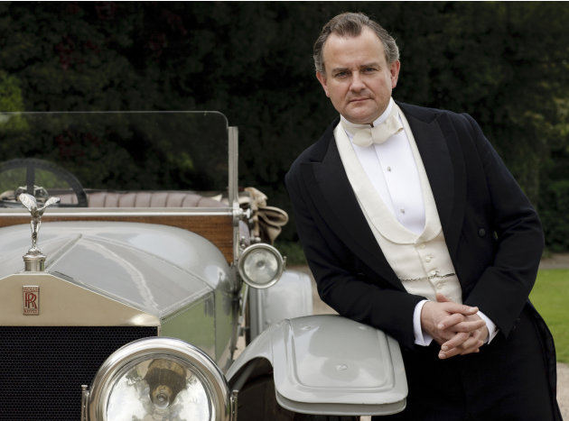 Outstanding Lead Actor in a Drama Series: Hugh Bonneville,