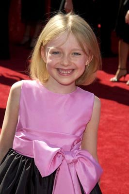 Dakota Fanning 55th Annual Emmy Awards - 9/21/2003