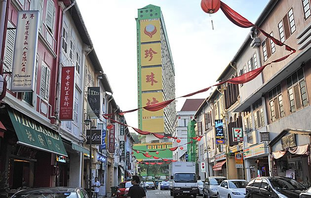 Our reader feels that historic parts of Singapore shouldn't be sacrificed for modernisation. (Yahoo! file photo)