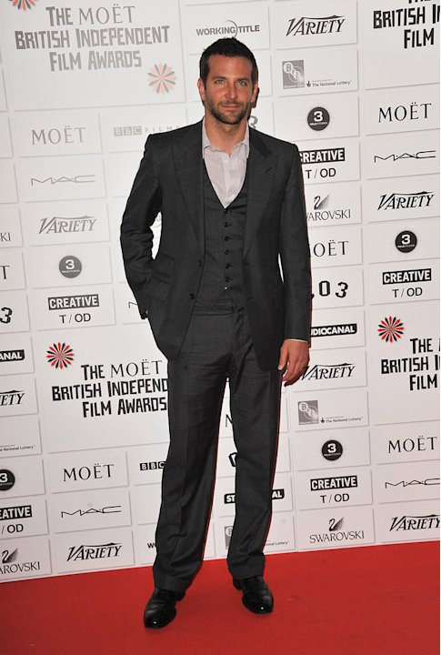 2011 British Independent Film Awards Bradley Cooper