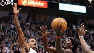 Millsap, Miles fuel Jazz rout of Clippers 108-79