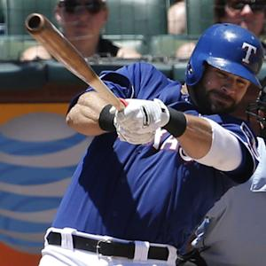 Fantasy update: Mitch Moreland (6/30)