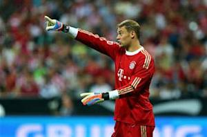 Neuer: Germany must concentrate more to enjoy success