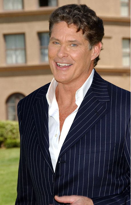 "David Hasselhoff competes on Season 11 of ""Dancing With the Stars."""