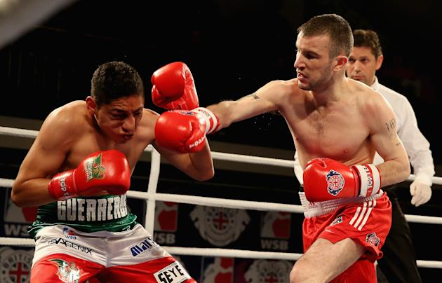 British Lionhearts v Mexico Guerreros - World Series of Boxing