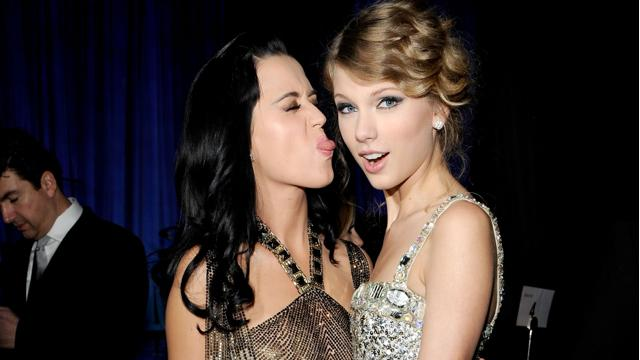 Taylor Swift Will Never, Ever Talk About Katy Perry Again