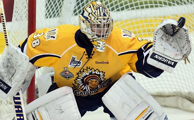 CHL: Memorial Cup - Anton Zlobin Wins It For Shawinigan In OT