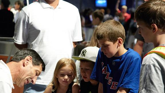 New Yorkers Celebrate Space at Intrepid Museum's SpaceFest