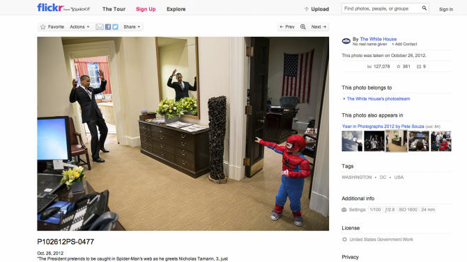 Obama image machine whirs as press access narrows