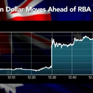 No Misconduct in Strange Australian Dollar Moves