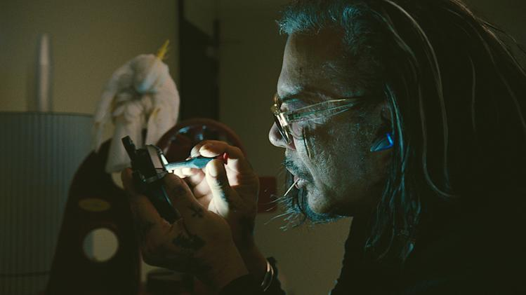 Iron Man 2 Stills Paramount Pictures 2010 Mickey Rourke