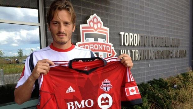 Toronto FC will lean on Swiss defender Jonas Elmer vs. Portland Timbers