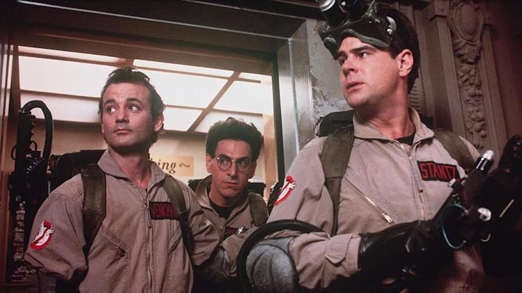 User Rated Sci Fi Films Gallery 2008 Ghostbusters