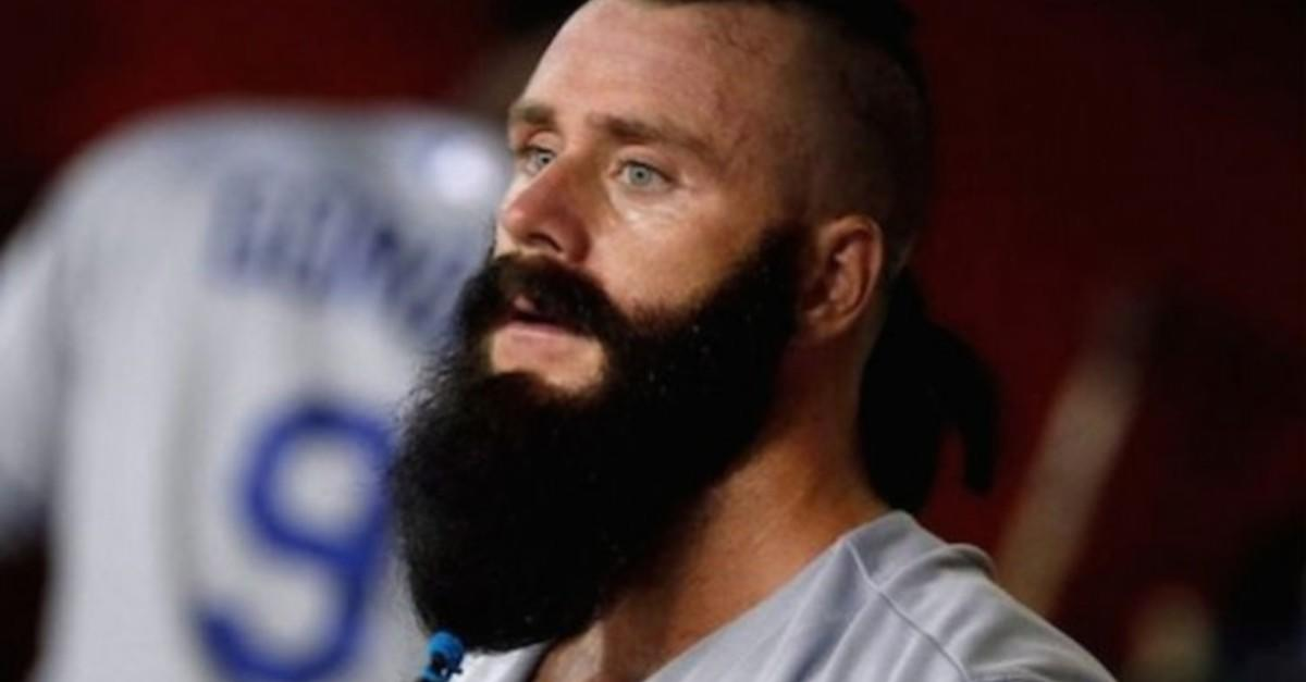 16 Most Majestic MLB Octobeards
