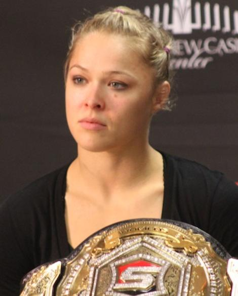 Dana White: 'Ronda Rousey Did Sign with the UFC'