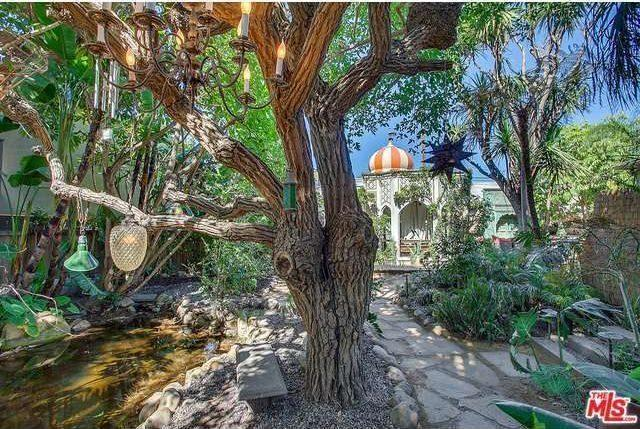 """Mystical Oasis"" in Venice Asking $6.1 Million"