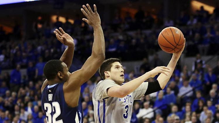 No. 18 Creighton beats 6th-ranked Villanova 101-80