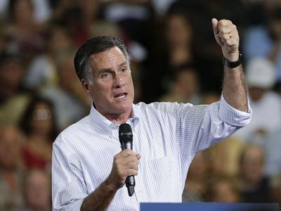 Romney: Obama wants 'trillion-dollar deficits'
