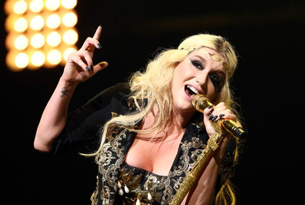 Ke$ha Clarifies Being 'Forced' to Sing 'Die Young'