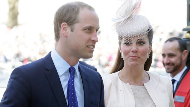Big Bucks for Bettors on Kate Middleton's Royal Baby (ABC News)
