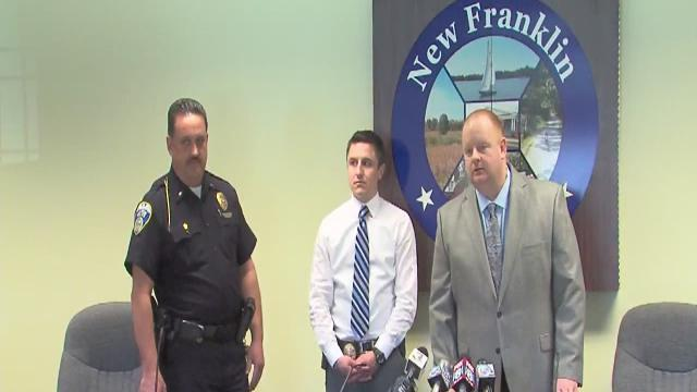 RAW: Police announce arrest in New Franklin double murder