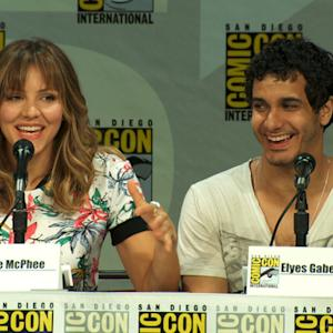 Comic-Con 2014 - Scorpion Panel: Part 2