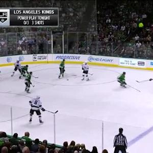 Kari Lehtonen Save on Jeff Carter (11:12/2nd)