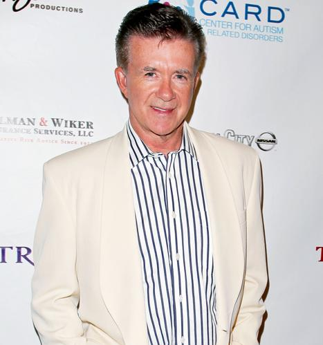 "Alan Thicke: Robin Thicke, Paula Patton Could Be the ""Next Brangelina"""