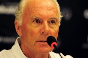 Beckenbauer content with Bayern's Champions League draw