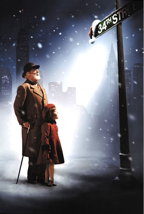 """Miracle on 34th Street (1994)"" …"