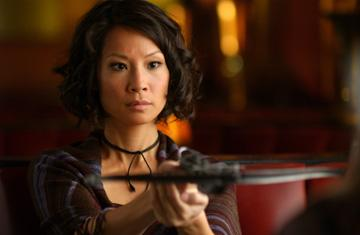 Lucy Liu in Samuel Goldwyn Films' Rise: Blood Hunter