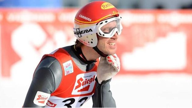 Nordic Combined - Bieler wins first World Cup race for five years in Almaty