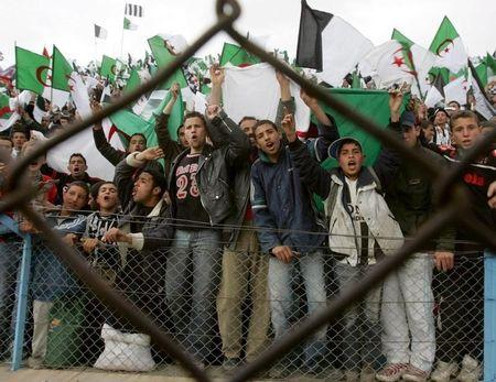 To match feature ALGERIA-YOUTH/