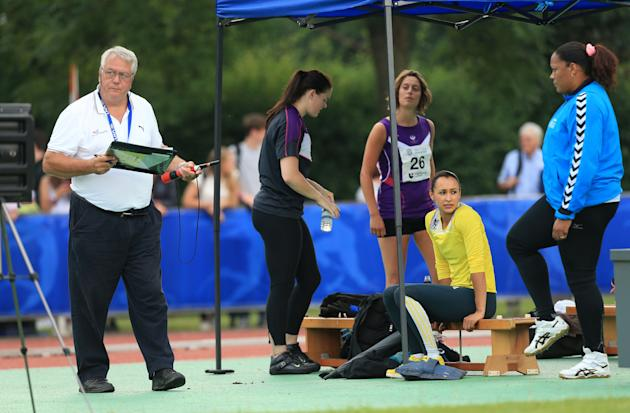Athletics - Loughborough European Athletics Permit Meet - Loughborough University