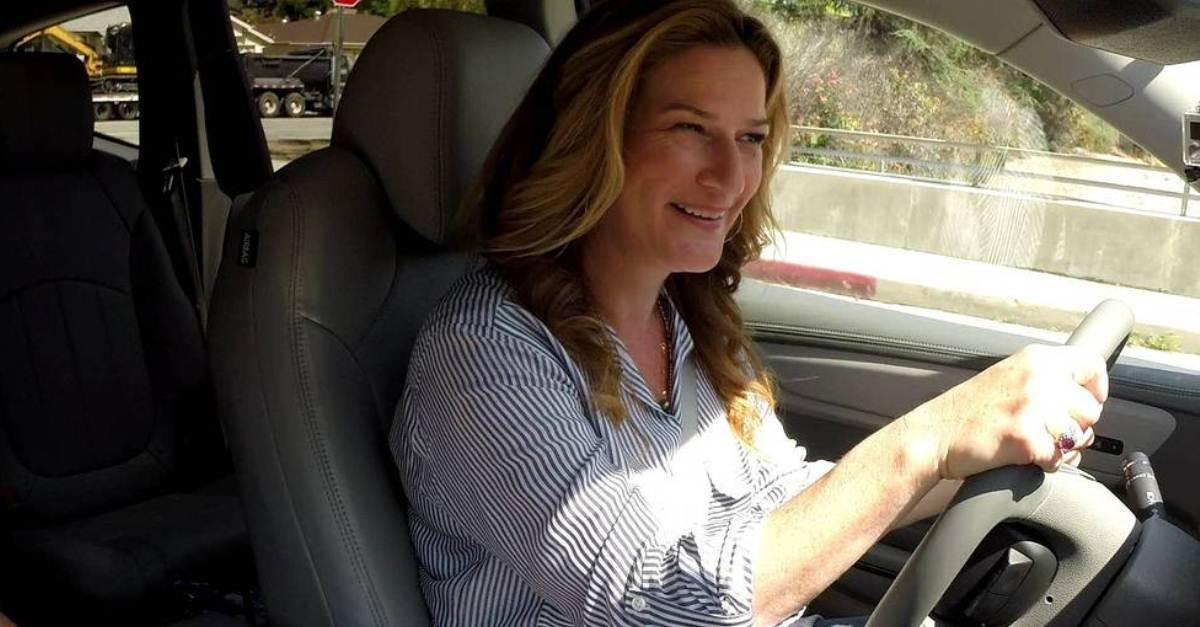 Ride Along With Ana Gasteyer & Jenna Fischer