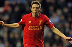 Allen wants fresh start at Liverpool after recovering from injury