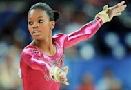 Gabrielle Douglas | Photo Credits: Ronald Martinez/Getty Images