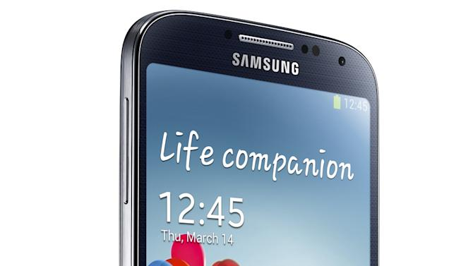 Samsung unveils Galaxy S4 with 8-core processor, 13MP camera