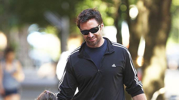 Hugh Jackman Ava New York