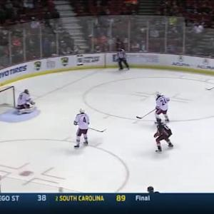 Mike Smith Save on Kyle Palmieri (06:02/2nd)