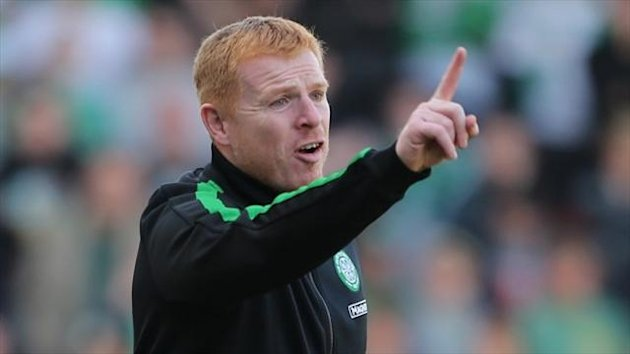 Neil Lennon criticised Hibernian's tackling