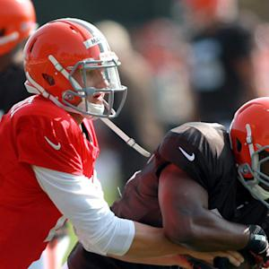 Preseason performances key in Cleveland Browns' QB competition
