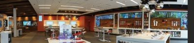 "AT&T opens new innovative ""Store of the Future"" of 2014 in Addison, TX."