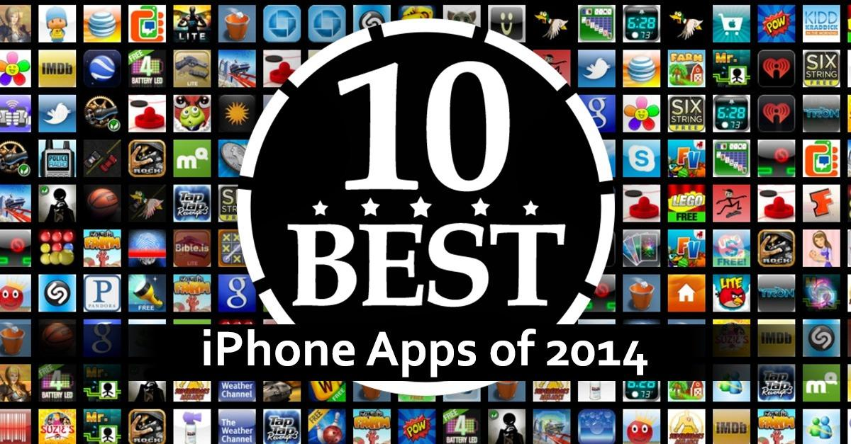 Top 10 iPhone Apps Everyone Should have Installed