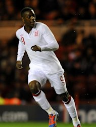 Marvin Sordell is on Great Britain's Olympic football team