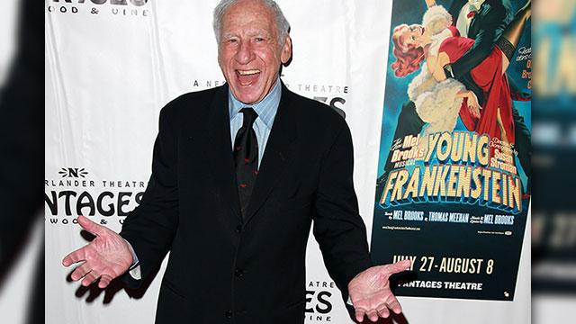 A Chat with the Incredible, Unhinged Mel Brooks