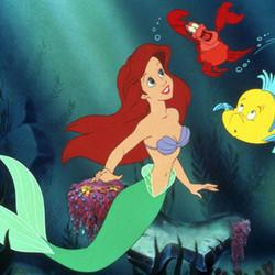 What If All Your Favorite Disney Princesses Were The Little Mermaid?