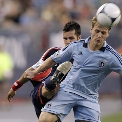 Bunbury gives Sporting KC 1-0 win over Revolution The Associated Press Getty Images Getty Images Getty Images Getty Images