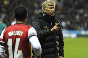 Wenger angling for Arsenal to seal new Walcott deal